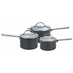 Professional 3 Piece Non-Stick Cookware Set