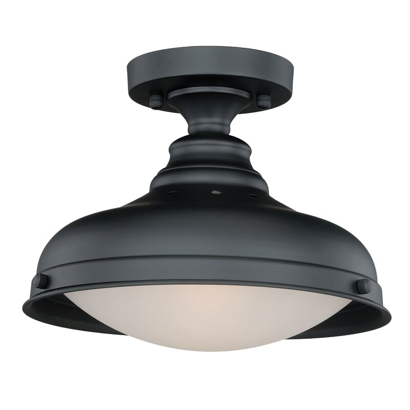 50 affordable semi flush and flush mount lighting fixtures ...