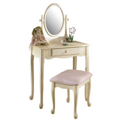 Teenager Vanity Wayfairca - Vanity set for teenager