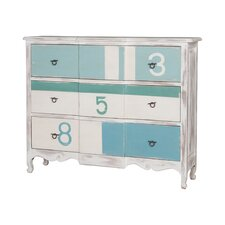 Annika 3 Drawer Accent Chest by Breakwater Bay