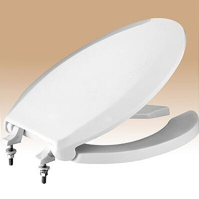 Toto Commercial Elongated Toilet Seat and Lid Reviews Wayfair