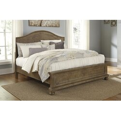 Loon Peak Battalgazi Panel Customizable Bedroom Set & Reviews ...