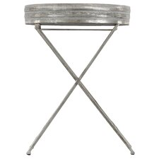 Metal Butler Tray Table by Urban Trends