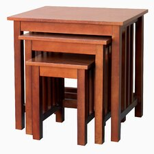 Hollydale 3 Piece Nesting Tables by DonnieAnn Company