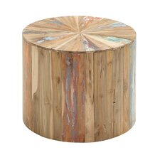 Lovely End Table by Woodland Imports