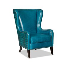 Aurora Wing back Chair by Bradington-Young