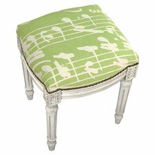 Musique Accent Stool by 123 Creations