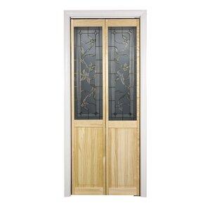 Wood Bi Fold Interior Door