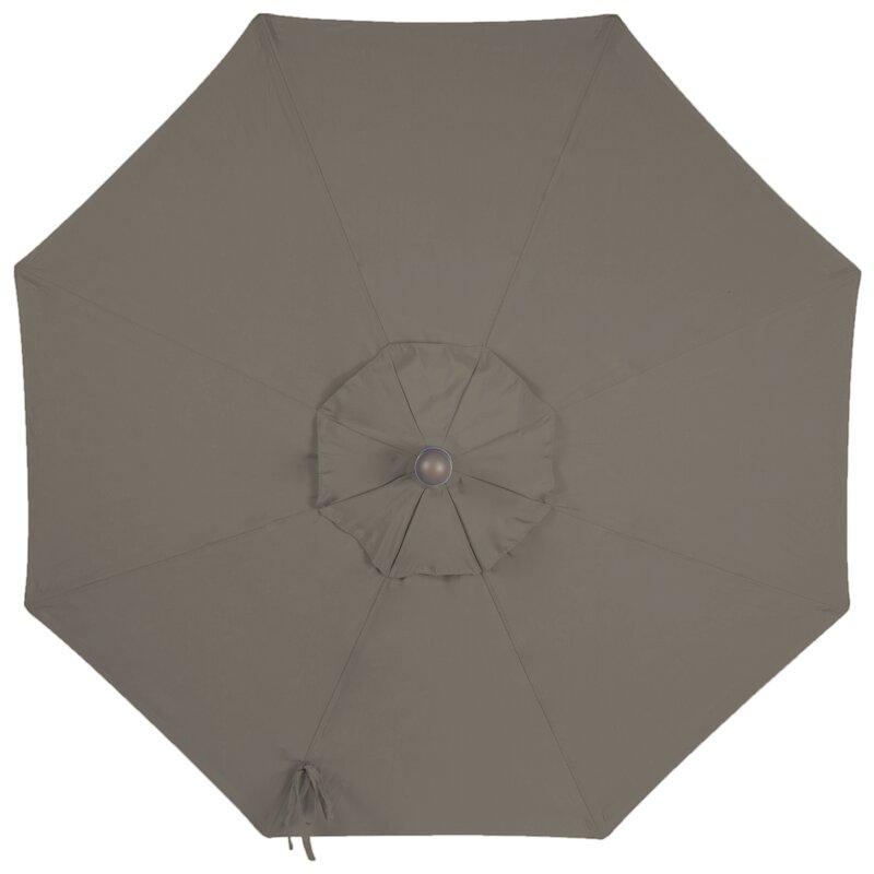 9u0027 Sunbrella Replacement Canopy For Market Umbrella