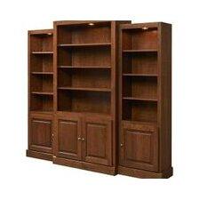Kamran Display 3 Piece Standard Bookcase Set by A&E Wood Designs