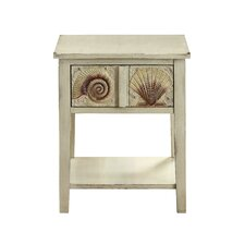 Jefferson End Table by Rosecliff Heights
