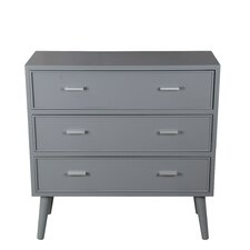 Scituate 3 Drawer Accent Chest by George Oliver