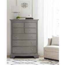 Transitional 7 Drawer Chest by Stanley Furniture