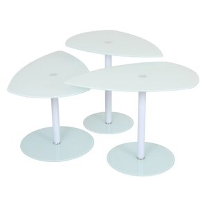 Burch 3 Piece Nesting Table Set