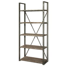 Chelsey 76 Etagere Bookcase by 17 Stories