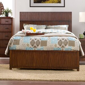 Loft Panel Bed by Origins by Alpine