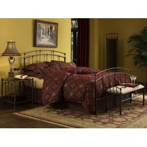 Fenton California king Panel Bed by Fashion Bed Group