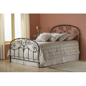 Metal Panel Bed by Fashion Bed Group