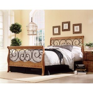 Dunhill Sleigh Bed by Fashion Bed Group