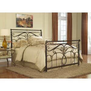 Lucinda California king Panel Bed by Fashion Bed Group