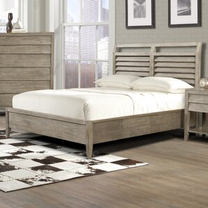 Storage Platform Bed by Beachcrest Home