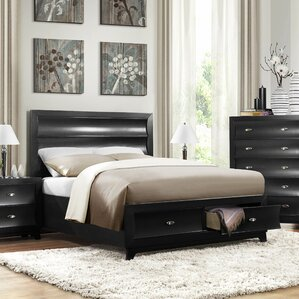 Zandra Panel Bed by Woodhaven Hill