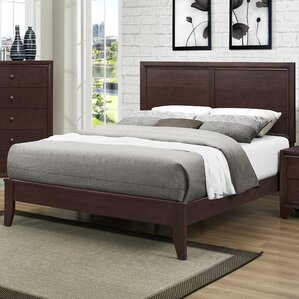Kari Panel Bed by Woodhaven Hill