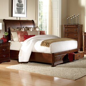 Karla Platform Bed by Woodhaven Hill