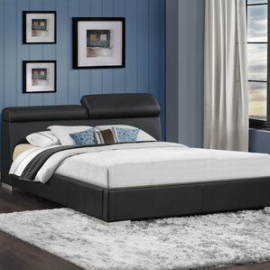 Myall Upholstered Platform Bed by Woodhaven Hill