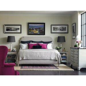 Charleston Regency Platform Bed by Stanley Furniture