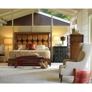 Archipelago Platform Bed by Stanley Furniture