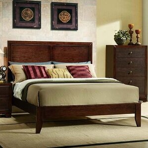 Queen Platform Bed by InRoom Designs