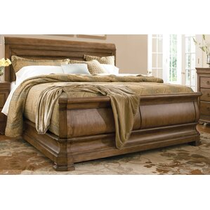 New Lou Sleigh Bed by Universal Furniture