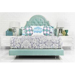 Bel Air Upholstered Platform Bed by ModShop