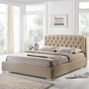 Amelia Full/Double Upholstered Platform Bed by Modway