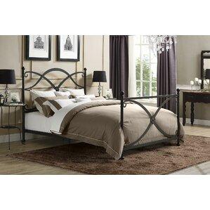 Premium Queen Platform Bed by DHP