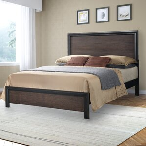 Lakeport Panel Bed by CorLiving