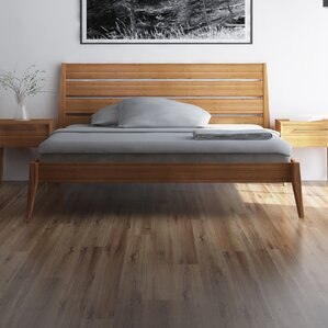 Sienna Platform Bed by Greenington