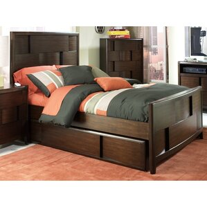 Twilight Panel Bed by Magnussen Furniture
