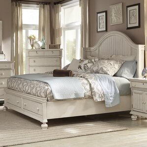 Newport Panel Bed by American Woodcrafters