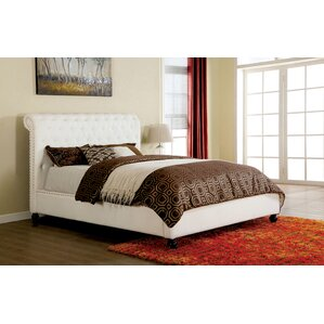 Brighton Upholstered Platform Bed by Hokku Designs