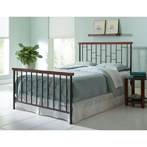 Interlude Panel Bed by Fashion Bed Group