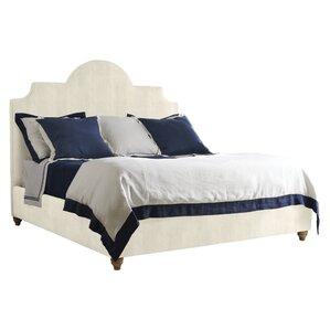 Coastal Living Retreat Upholstered Platform Bed by Stanley Furniture