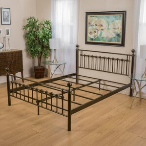 Keswick Platform Bed by Charlton Home®
