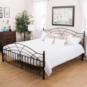 Westley Panel Bed by Charlton Home®