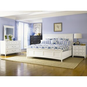 Windham Panel Bed by Beachcrest Home