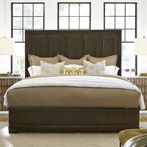 California Panel Bed by Wildon Home ®