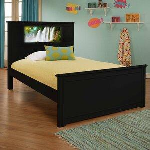 Rivera Storage Platform Bed by LightHeaded Beds