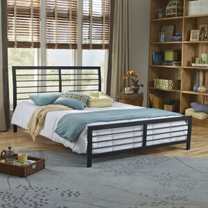 Tiffany Platform Bed by Luxury Home