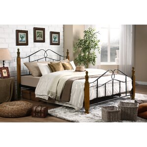 Baxton Studio Queen Platform Bed by Wholesale Interiors